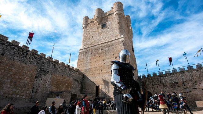 El Premio Álvar Fáñez del Camino del Cid viaja a Villena