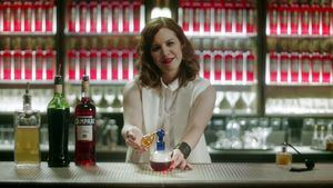 Lepanto presenta dos cocteles elaborados por la barmaid Nagore Arregui