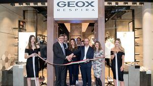 Geox abre una nueva tienda en Toronto