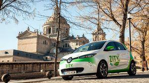 La compañía de carsharing eléctrico ZITY refuerza su comunicación