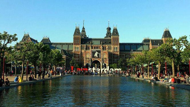 High Society en el Rijksmuseum de Amsterdam