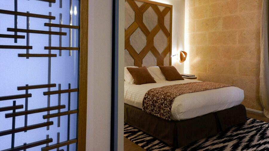 Nuevo estilo en las habitaciones del emblemático Hotel Hospes ...