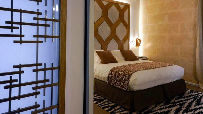Nuevo estilo en las habitaciones del emblemático Hotel Hospes Maricel & SPA
