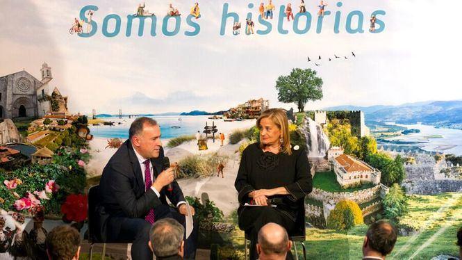 La campaña turística de Pontevedra 2018 se presentó en el Teatro Rialto de Madrid