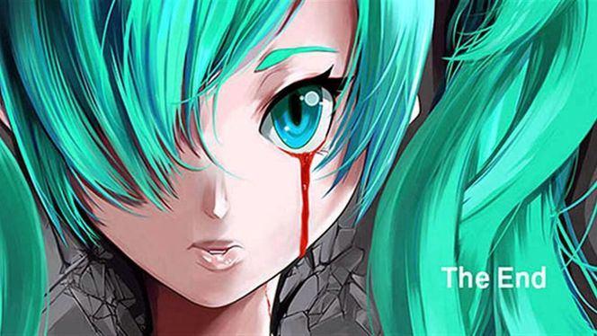 Hatsune Miku y la Vocaloid Opera The End en Naves del Matadero