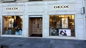 Geox store Madrid. Serrano