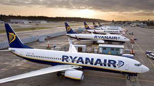 Ryanair anuncia nueva una ruta entre Barcelona y Ucrania