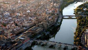 Zaragoza. Panoramica