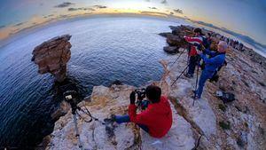 La fotografía abre temporada en Formentera