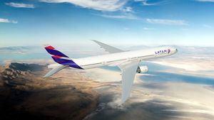 Nueva ruta Tel Aviv- São Paulo- Santiago de Chile de LATAM Airlines