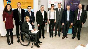 Microsoft y Fundación ONCE presentan el Proyecto TICTEA
