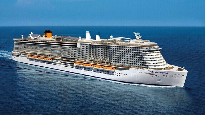 Costa Cruceros abre las ventas para 2019 y 2020