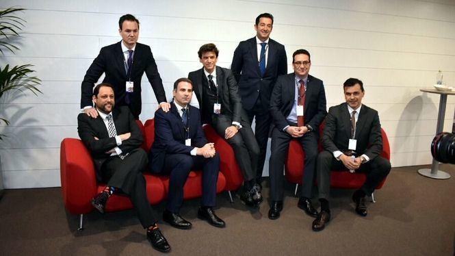 Gran debate hotelero de Bilbao organizado por el Grupo Vía