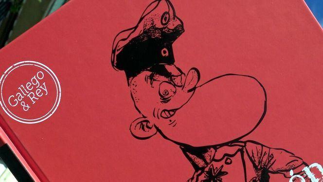 El Barón Rojo… según Gallego y Rey