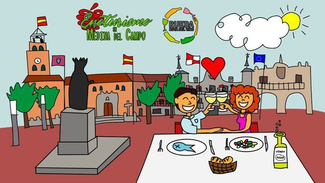 Medina del Campo celebra la IV Feria Enoturismo de la Ruta del Vino de Rueda