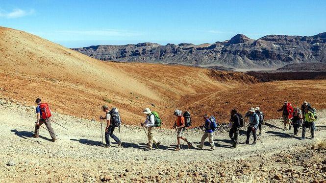 El Tenerife Walking Festival alcanza ya los 150 inscritos