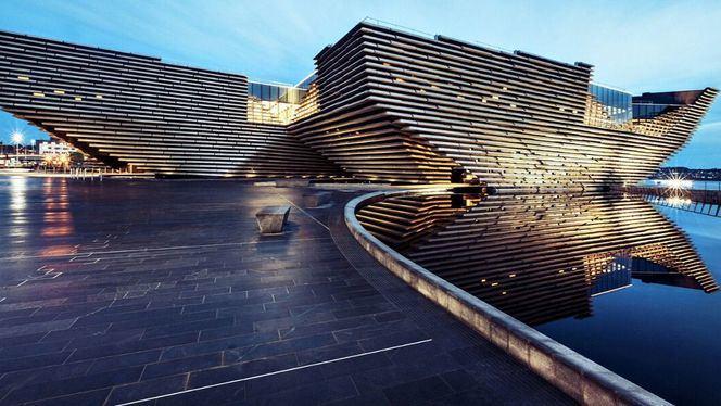 V&A Dundee, el primer museo de diseño de Escocia se inaugura en Septiembre