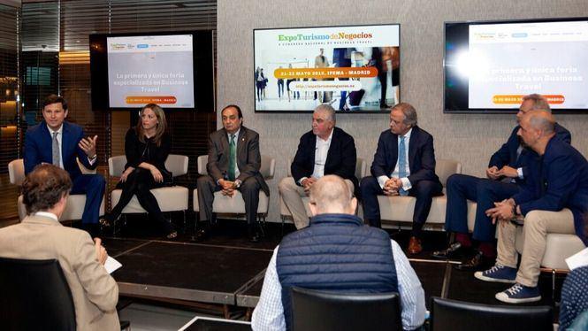 La primera edición de Expo Turismo de Negocios se presenta en Madrid