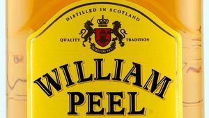 William Peel el whisky escocés de Marie Brizard