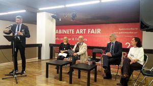 Comienza GABINETE Works on Paper Art Fair en Madrid