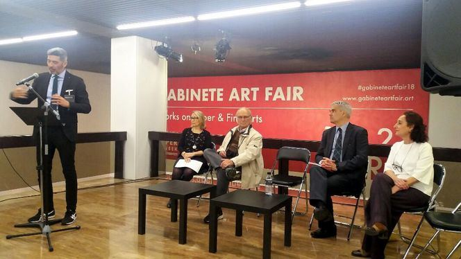 Comienza GABINETE Works on Paper Art Fair en Madrid