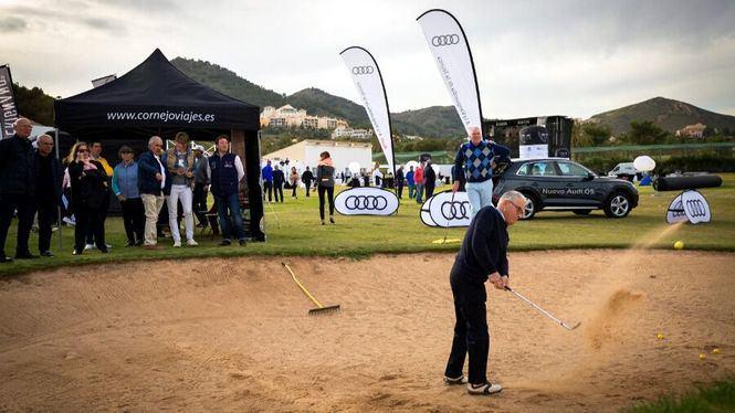 La Manga Club acoge este fin de semana el Torneo Inaugural de golf Audi Movistar+ Tour
