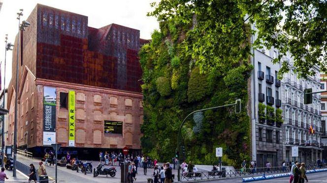 Adolf Loos visita Caixa Fórum de Madrid