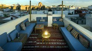 The Riad, un edificio señorial del siglo XVII