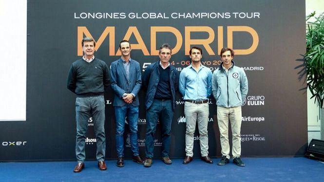 Concurso de Saltos Internacional de Madrid 2018