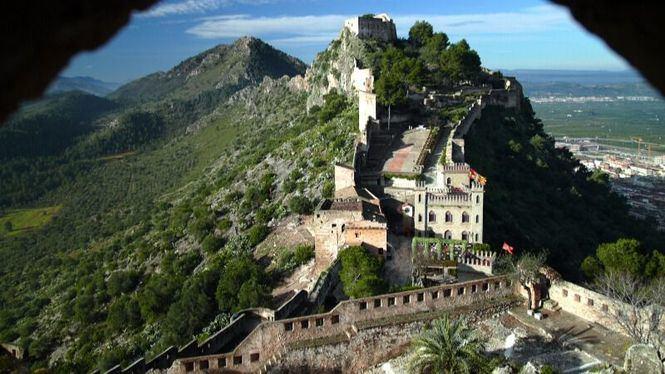 El Castillo de Xátiva, escenario y testimonio de la historia de la comunidad valenciana