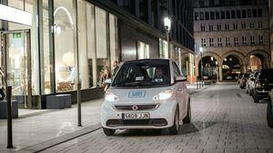 El carsharing juega un papel decisivo en el avance de la movilidad eléctrica