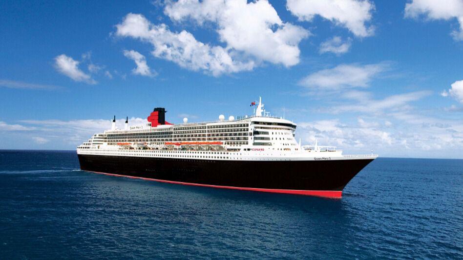 El Queen Mary 2 llegará a Barcelona el día 5 de mayo ...