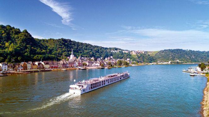 Cruceros de lujo por los rios de Europa