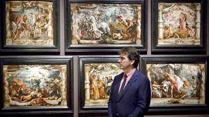 Rubens, pintor de bocetos en el Prado