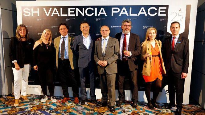 SH Valencia Palace celebra su 25º Aniversario