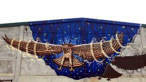 Penelles, el pueblo de los grafitis