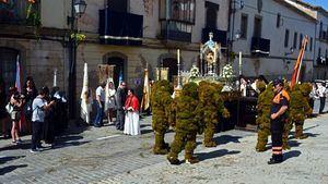 La Reconquista vuelve a la ciudad de Béjar con Los Hombres de Musgo