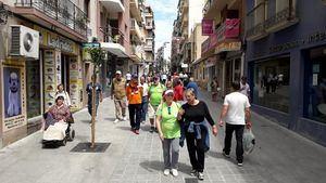 Jane's Walk Benidorm, un recorrido para conocer y mejorar los barrios de la ciudad