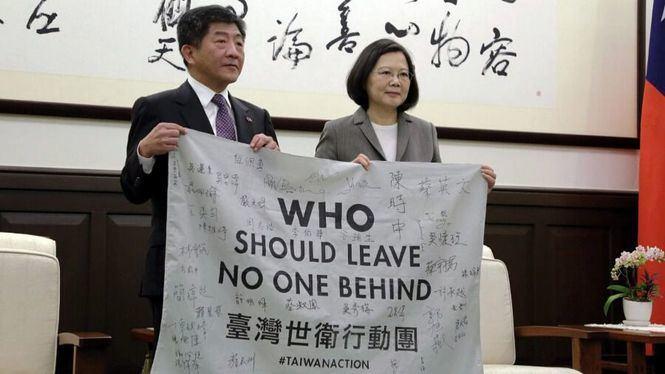 Taiwán lamenta su nueva exclusión de la AMS