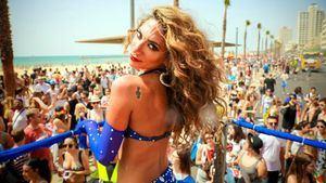 Tel Aviv se prepara para la Semana del Orgullo bajo el lema la Comunidad hace historia