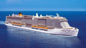 Costa Cruceros presenta los primeros detalles de su nuevo buque, el Costa Esmeralda