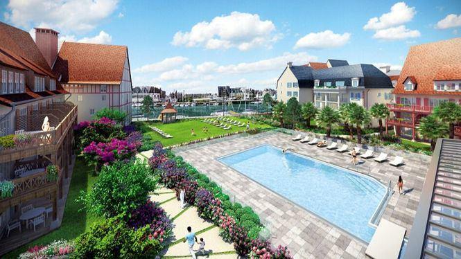 Pierre & Vacances suma un nuevo establecimiento 5* en Normandía