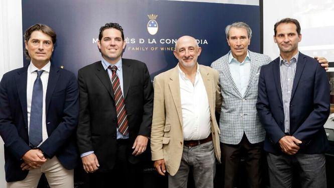 Marques de la Concordia, Bodega oficial de la Selección Española los próximos tres años
