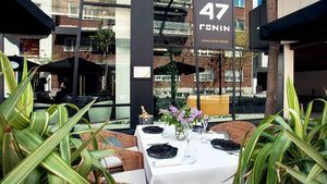 47 Ronin estrena terraza de verano