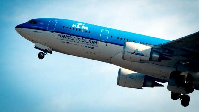 KLM vuela a Växjö, Suecia, de forma sostenible