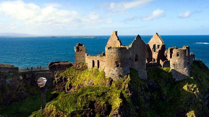 Ruta costera de la Calzada, paisajes icónicos de Irlanda del norte