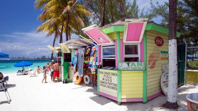 Los 1001 sabores de Las Bahamas