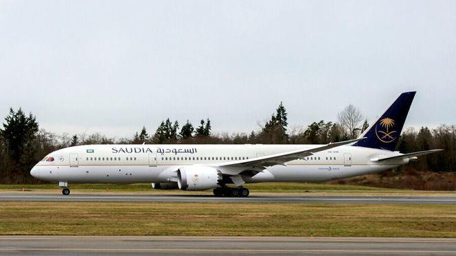 Aumenta un 14% el número de pasajeros internacionales de Saudia Airlines