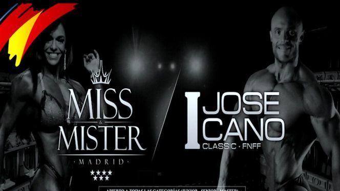 Primera edición del Open Nacional José Cano Classic
