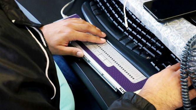 Colaboración en el sector tecnológico para pantallas braille